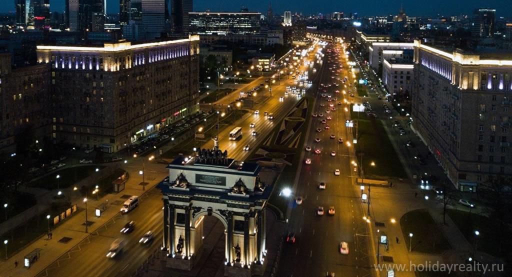 метро Филевский парк, Кастанаевская улица, 23
